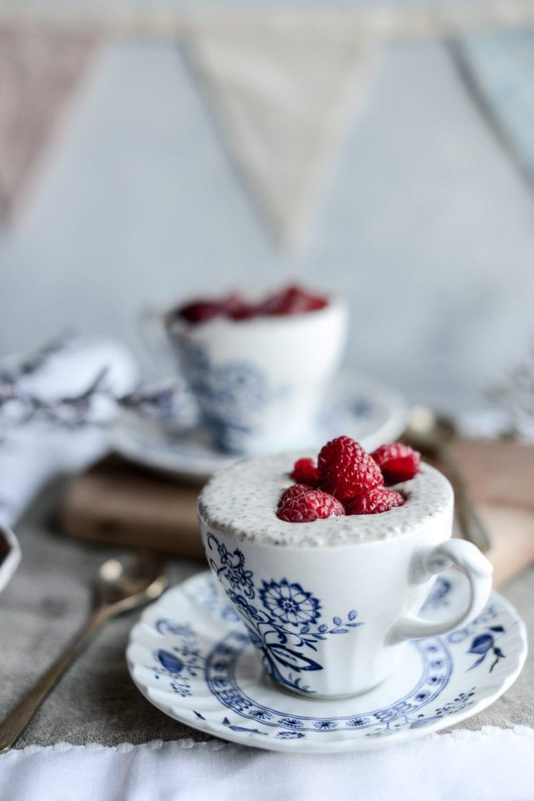 Fare Isle | Vegan Chia Pudding