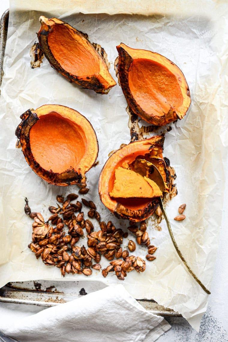 Fare Isle | Vegan Pumpkin Sage Agnolotti