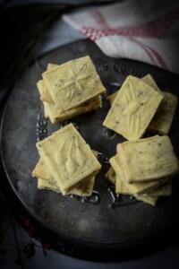Fare Isle | Vegan Anise Seed Shortbread Cookies