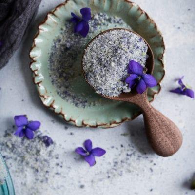Wild Violet Sugar