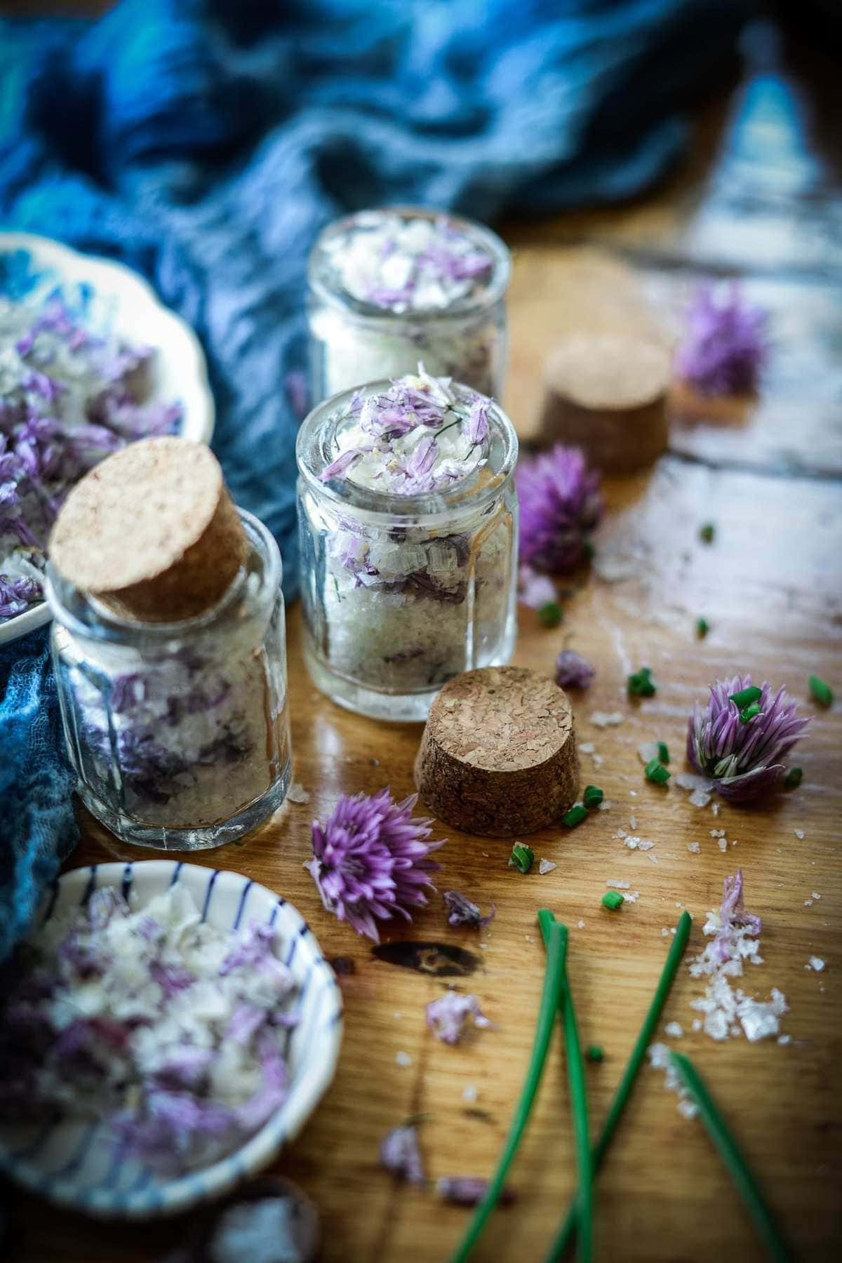 Fare Isle | 3 Vegan-Friendly Recipes To Use Chive Blossoms