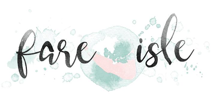 Fare Isle logo
