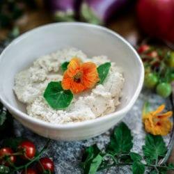 fare isle | vegan almond ricotta