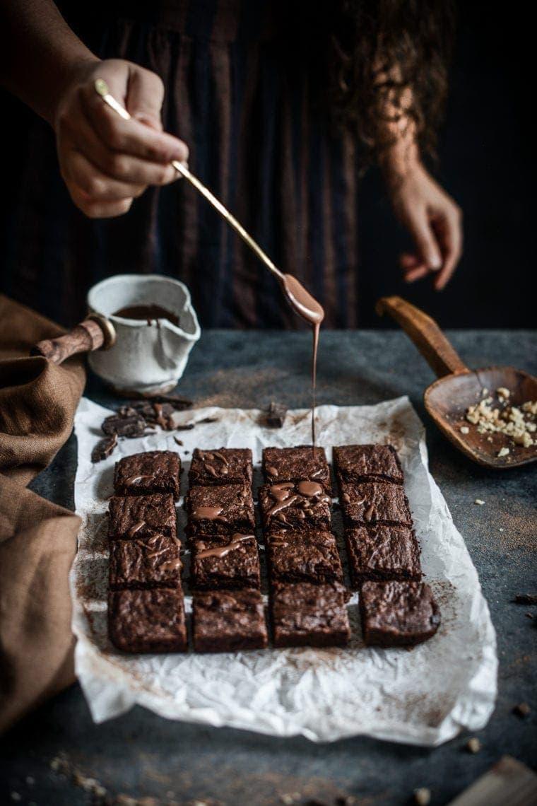 Fare Isle   The Best Vegan Brownies