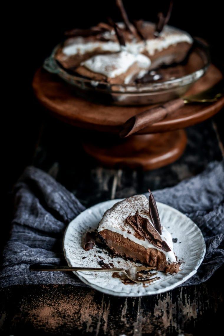 Fare Isle | Vegan Mississippi Mud Pie