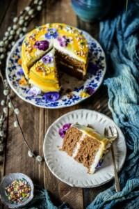 Fare Isle   In the Kitchen with Buestar - Vegan Carrot Cake Recipe