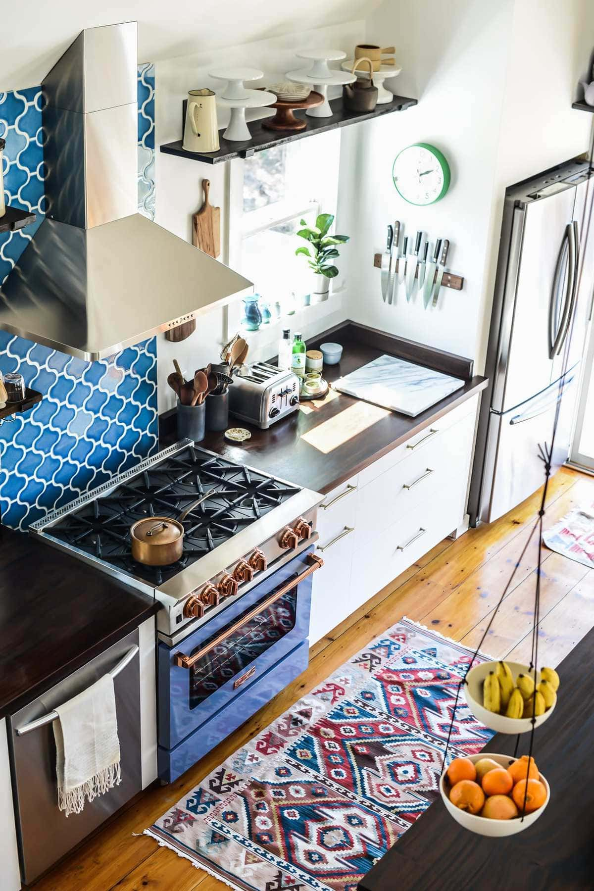 Fare Isle | Nantucket Chef's Coastal Kitchen Remodel
