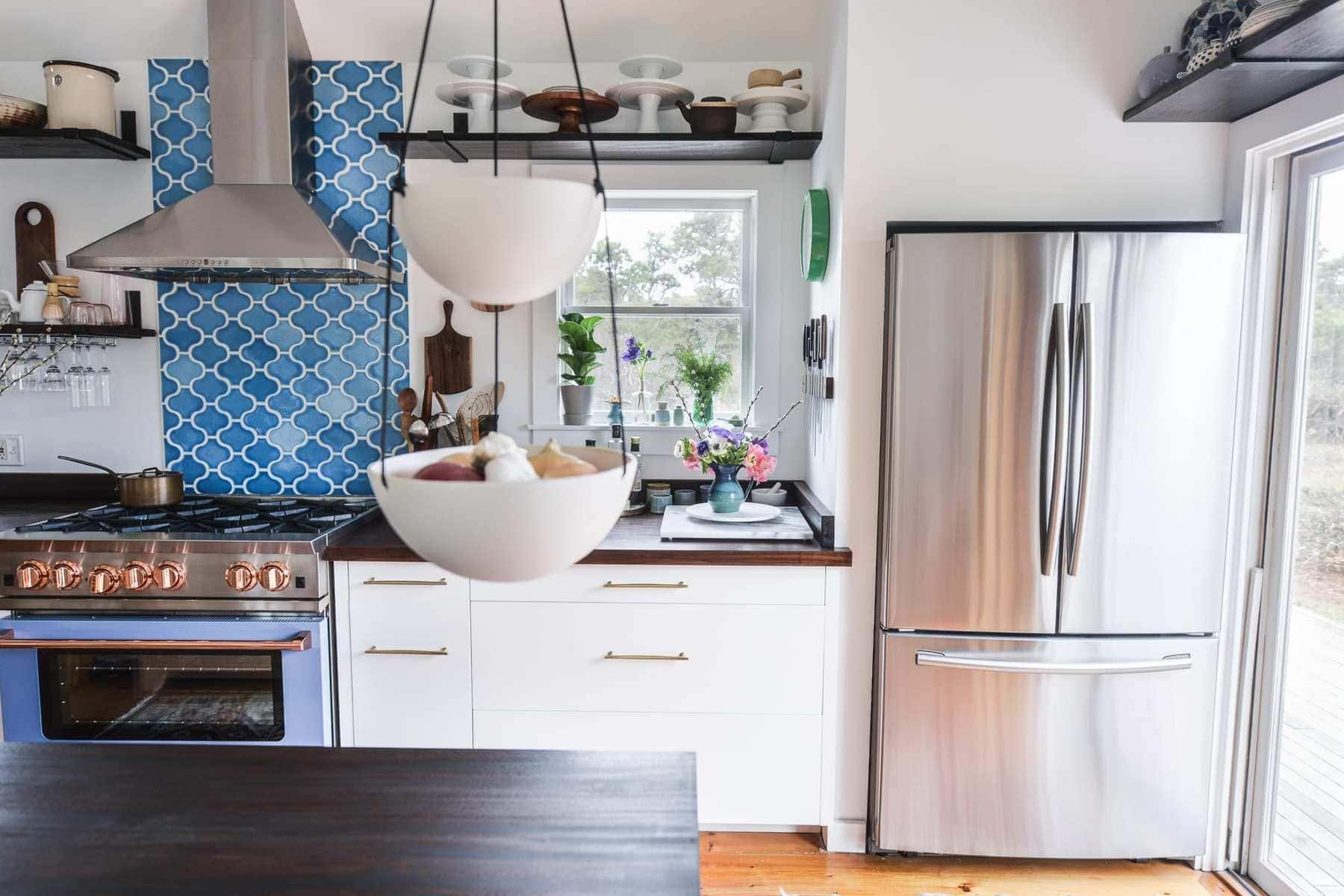 Fare Isle | Kitchen Remodel - Samsung Home Appliances