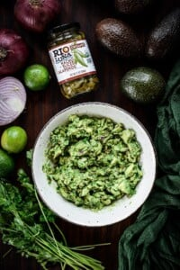 Fare Isle | Spicy Guacamole