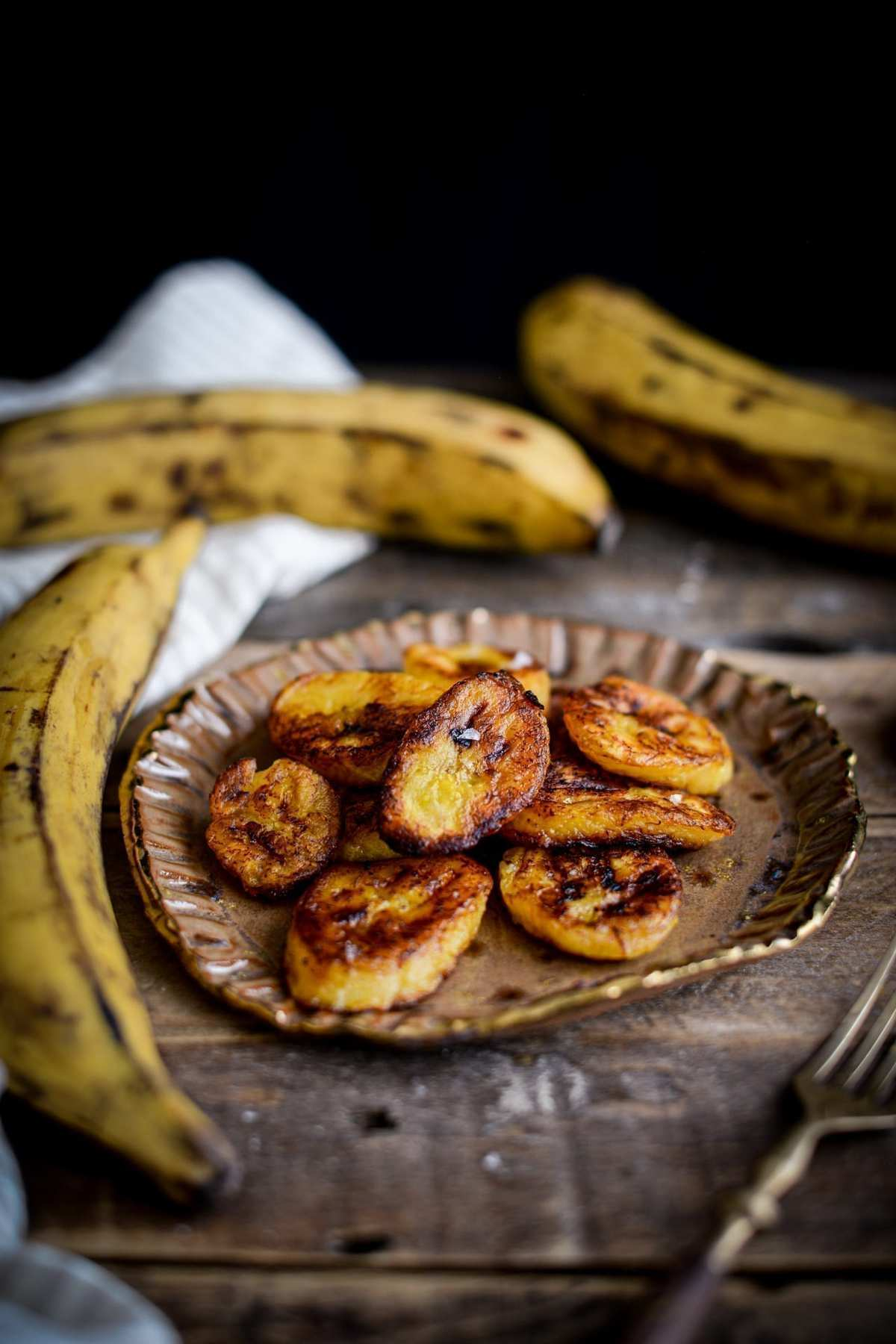 Fried Sweet Plantains A Quick And Easy Healthy Snack Fare Isle