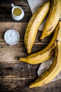 Fare Isle   Fried Plantains - Step by Step