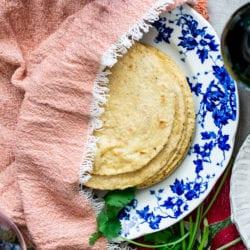 Fare Isle | Homemade Corn Tortillas