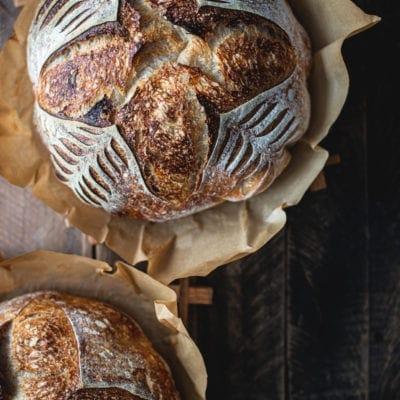 Create Artisan Sourdough Bread at Home