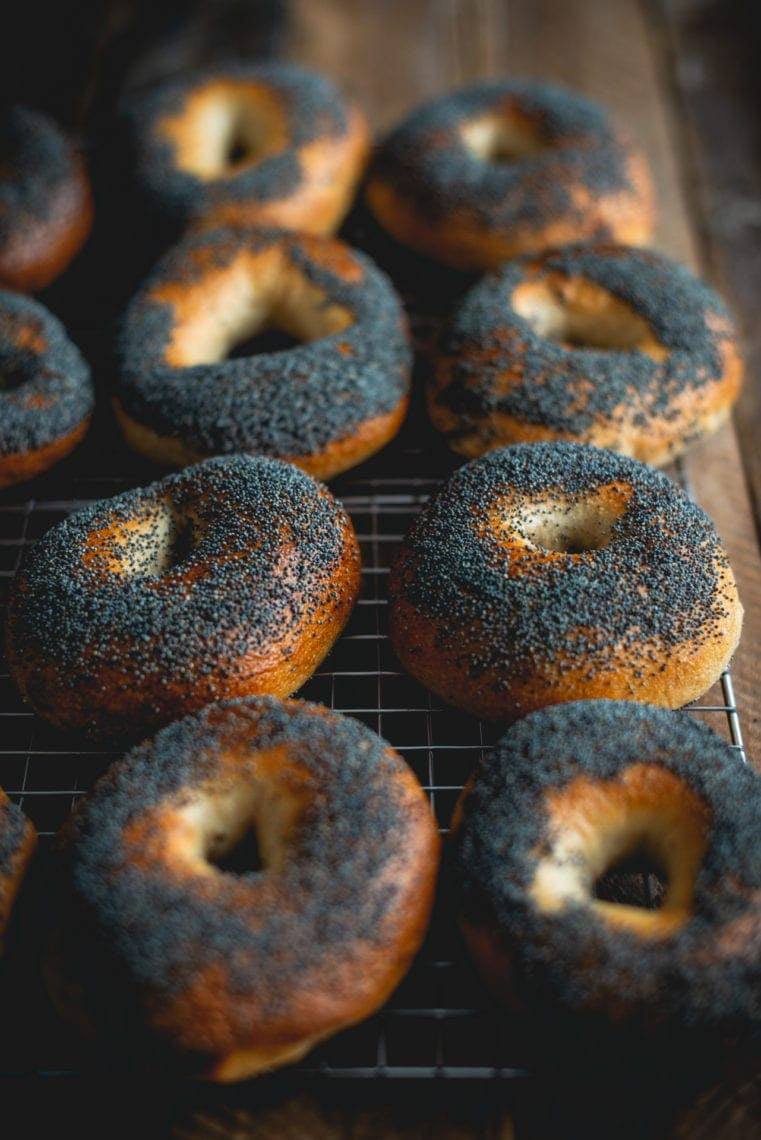 Sourdough Bagels E-Course | Fare Isle