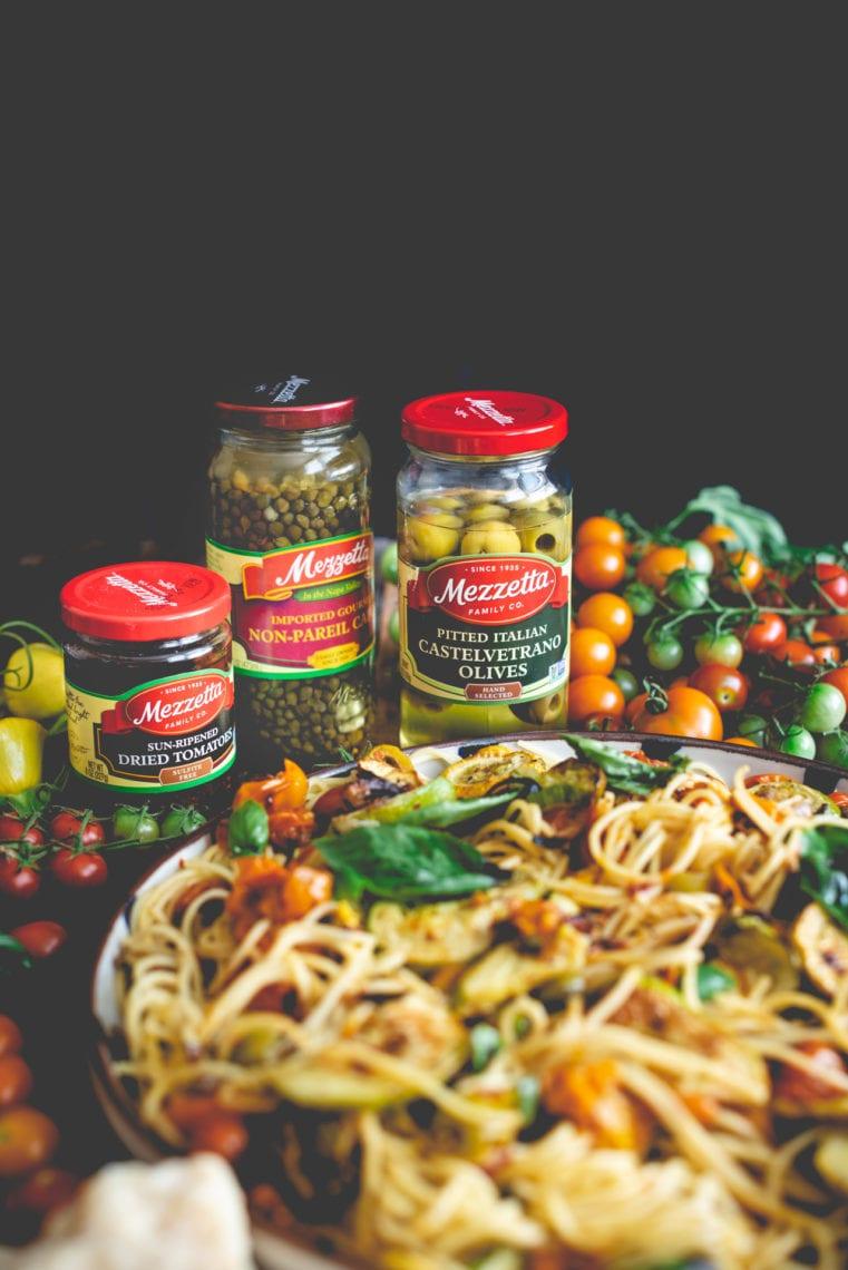 Easy Summer Pasta | Fare Isle