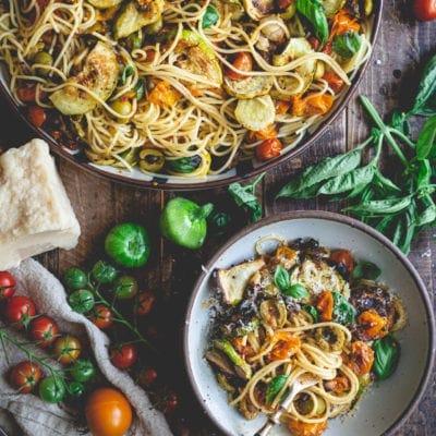 Easy Summer Pasta