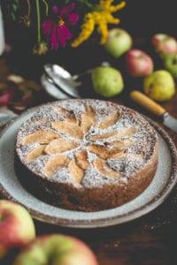 Apple Cake   Fare Isle