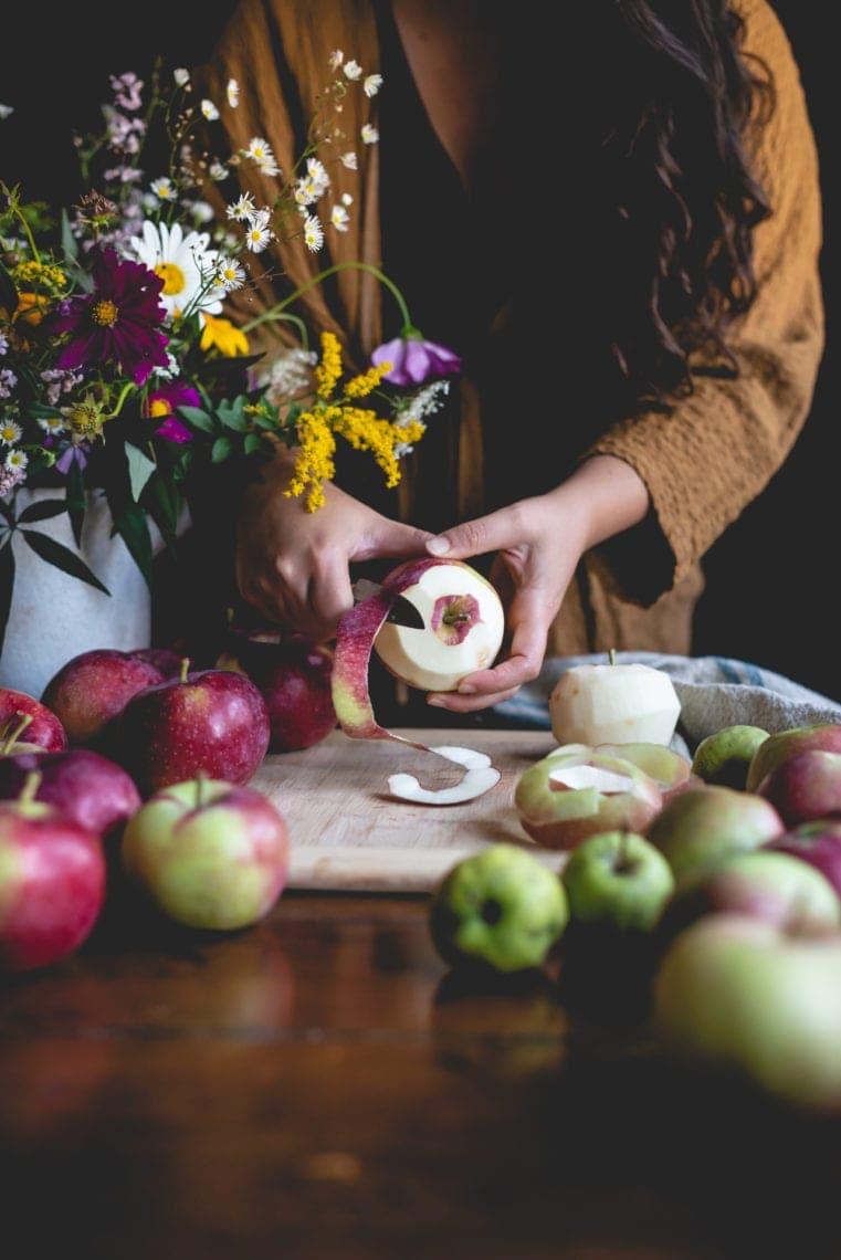 Apple Cake | Fare Isle