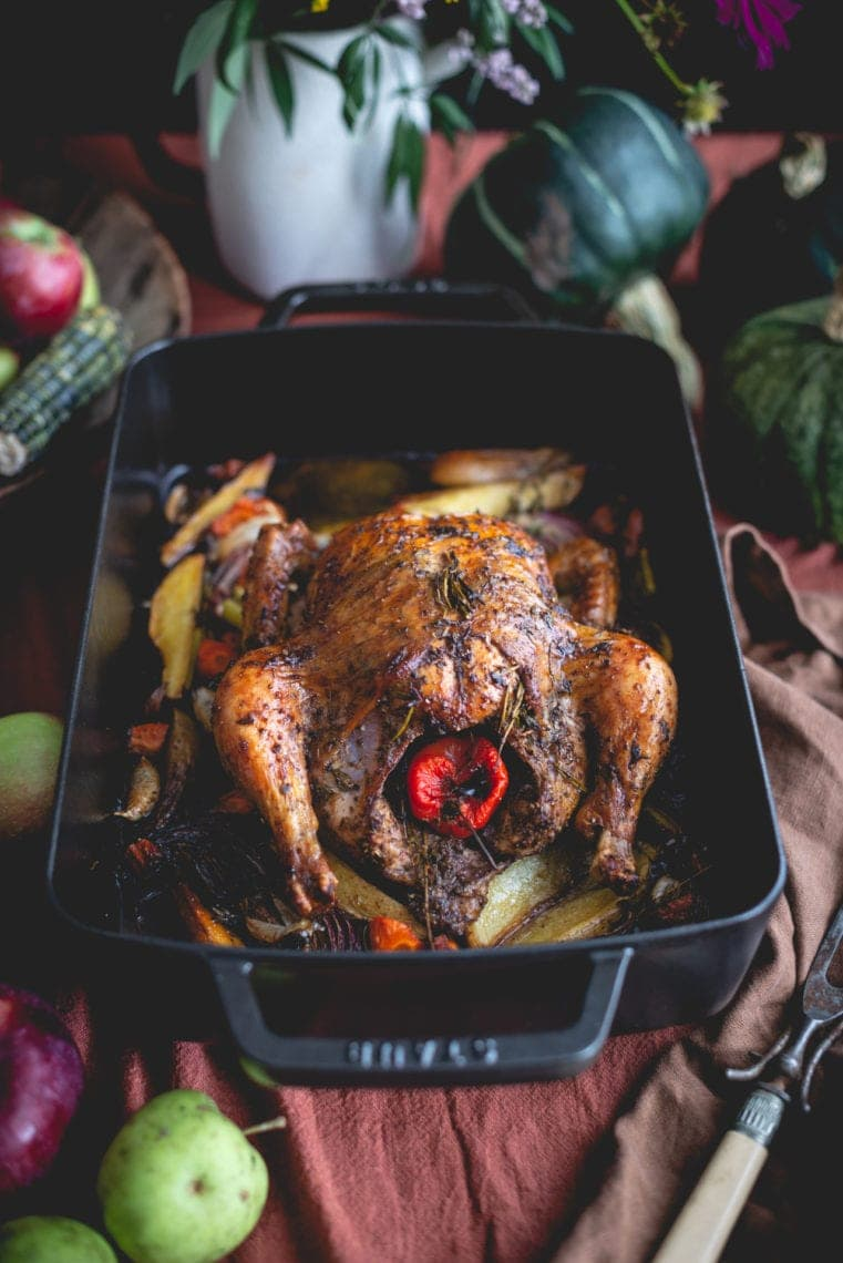 Roast Chicken | Fare Isle