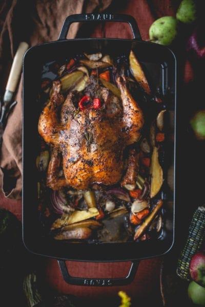 Roast Chicken | Fare Isle