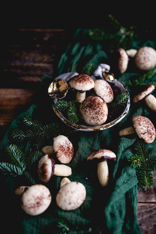 Vanilla Mushroom Cookies | Fare Isle