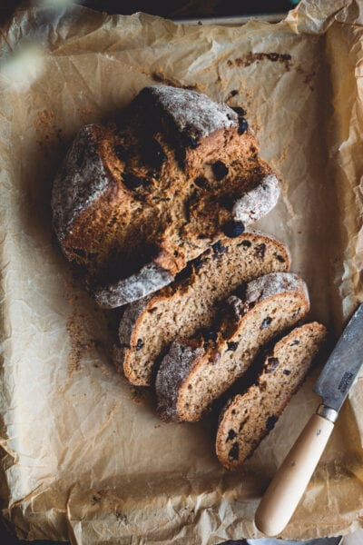 Sourdough Soda Bread